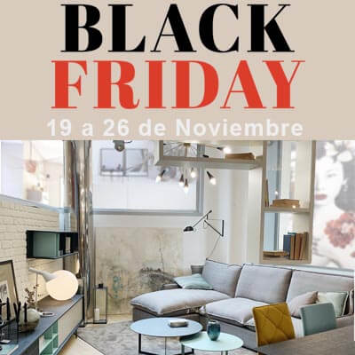 Black Friday en muebles Piconto